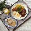Фото к позиции меню Завтрак Американский сет