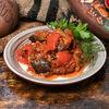 Фото к позиции меню Аджапсандали (овощное рагу)