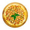 Фото к позиции меню Пицца Терияки с лососем