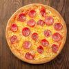 Фото к позиции меню Пицца Двойная пепперони