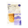 Фото к позиции меню Рисовые крекеры Ufeelgood с белым кунжутом
