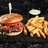 Фото к позиции меню Сэндвич Сладкий ниндзя