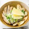 Фото к позиции меню Зеленый салат с курицей