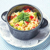 Фото к позиции меню Рис с овощами