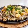 Фото к позиции меню Жаркое с картофелем, луком и грибами