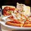 Фото к позиции меню Пицца Баварская с колбасками