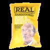 Фото к позиции меню Чипсы картофельные со вкусом и ароматом ветчины и английской горчицы, Real handcooked