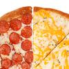 Фото к позиции меню Пицца 2 в 1
