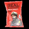 Фото к позиции меню Чипсы картофельные с морской солью, Real handcooked