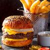 Фото к позиции меню Чизбургер прайм