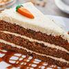 Фото к позиции меню Морковный торт