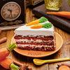 Фото к позиции меню Мини-торт Морковный Презент