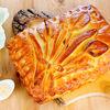 Фото к позиции меню Пирог с капустой и яйцом