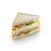 Фото к позиции меню Сандвич Классический