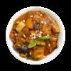 Фото к позиции меню Рагу овощное с кедровыми орешками