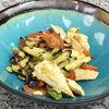 Фото к позиции меню Салат из печеных овощей