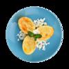 Фото к позиции меню Мини-запеканка с творожным сыром