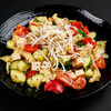 Фото к позиции меню Салат-микс с тофу