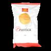 Фото к позиции меню Чипсы картофельные San carlo Rustica рифленые с морской солью Италия
