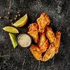 Фото к позиции меню Крылышки Лимон и перец