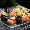 Фото к позиции меню Салат из морепродуктов