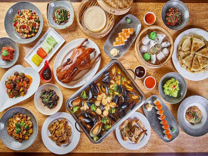 Китайский ресторан Soluxe Club