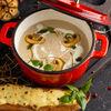 Фото к позиции меню Крем-суп из белых грибов