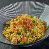 Фото к позиции меню Жареный рис с говядиной