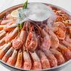 Фото к позиции меню Магаданские креветки малая порция