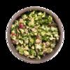 Фото к позиции меню Набор для окрошки с колбасой