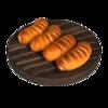 Фото к позиции меню Пирожок с картошкой постный от шеф-пекаря
