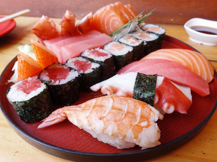 Нагоя суши