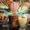 Фото к позиции меню Мороженое Ассорти в бокалах