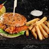 Фото к позиции меню Сэндвич Острый манго
