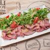 Фото к позиции меню Ростбиф салат с томатами