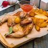 Фото к позиции меню Цыплёнок Алла Дьявола