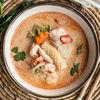 Фото к позиции меню Острый суп Том ям