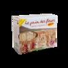 Фото к позиции меню Хлебцы диетические из киноа, Pain des fleurs