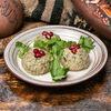Фото к позиции меню Пхали из стручковой фасоли с орехами