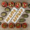 Фото к позиции меню Вегетарианский сет из холодных блюд