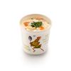 Фото к позиции меню Сливочный рыбный суп с беконом