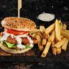 Фото к позиции меню Сэндвич Техас