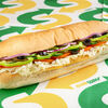 Фото к позиции меню Сэндвич Овощной