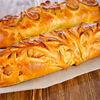 Фото к позиции меню Пирог с куриной печенью