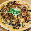Фото к позиции меню Пицца с овощами-гриль