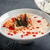 Фото к позиции меню Суп Том Кха с морепродуктами