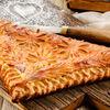Фото к позиции меню Пирог с картофелем и сыром