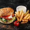 Фото к позиции меню Сэндвич Баффало