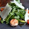 Фото к позиции меню Салат с руколой и креветками