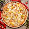 Фото к позиции меню Пицца Ананасная